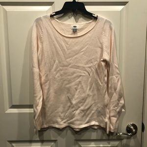 Old Navy scoop neck sweater